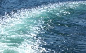 Tylko latem morze jest tak niebieskie
