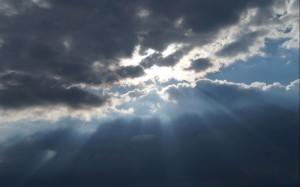 Przemawiają niebiosa.