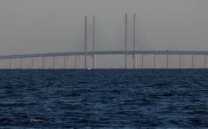 Most pomiędzy Danią a Szwecją.