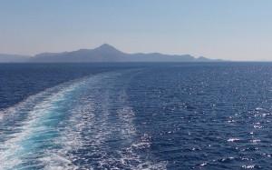 Rejs statkiem po Morzu Egejskim