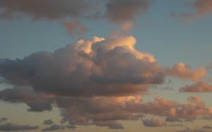 Niebo nad Bałtykiem